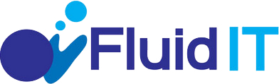 FliudIT logo