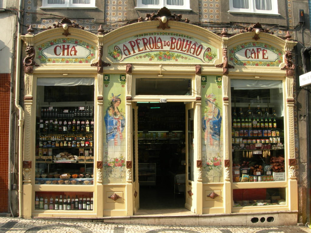 value-based selling the shop window